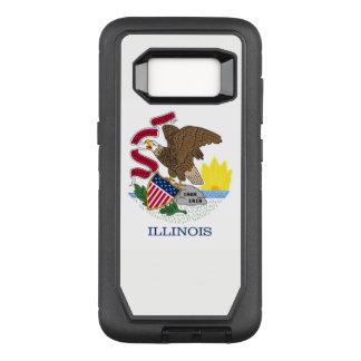 Illinois OtterBox Defender Samsung Galaxy S8 Case
