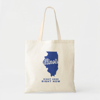 illinois | right here, right now | blue