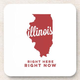 illinois | right here, right now | crimson coasters