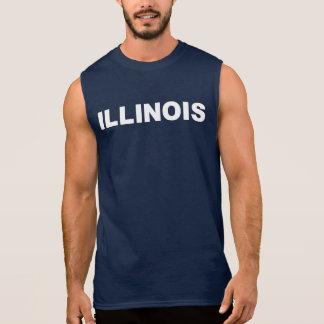 Illinois Sleeveless Tee