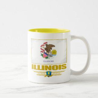 Illinois (SP) Two-Tone Mug