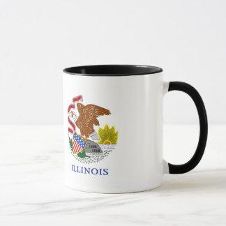 Illinois State Flag Mug