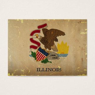 Illinois State Flag VINTAGE.png