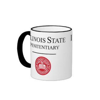 Illinois State Penitentiary Mug