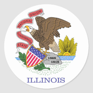 Illinois Sticker