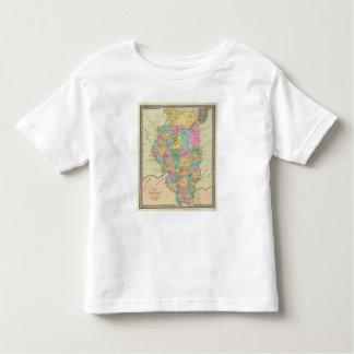 Illinois Toddler T-Shirt