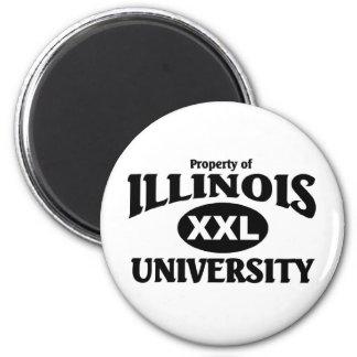 Illinois University Magnet