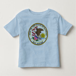 Illinois, USA Toddler T-Shirt