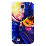 Illuminate Abstract 3G Samsung Galaxy S4 Cover