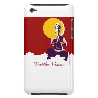 Illuminate woman or Yogini, with full 'moon mind' Barely There iPod Cover