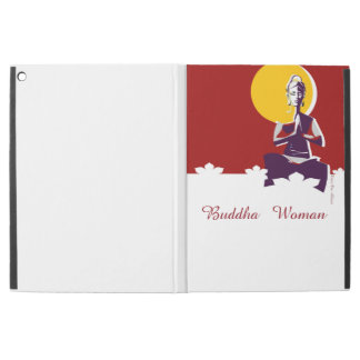"Illuminate woman or Yogini, with full 'moon mind' iPad Pro 12.9"" Case"