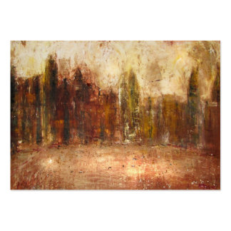 Illuminated City ATC Pack Of Chubby Business Cards