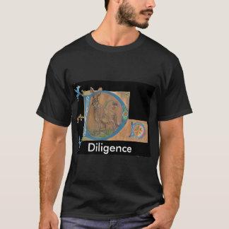 Illuminated D T-Shirt