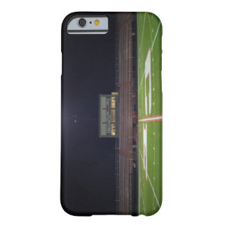 Illuminated Football Field Barely There iPhone 6 Case