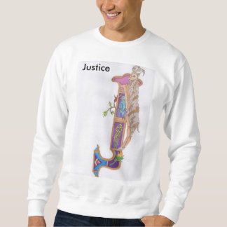 Illuminated J Sweatshirt