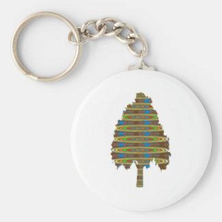 ILLUMINATED Revolving Tree: Graphic Art  LOWPRICE Keychains