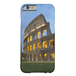 Illuminated section of the Colosseum at dusk. Barely There iPhone 6 Case