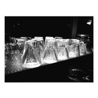 Illuminated Shot Glasses Photo Art