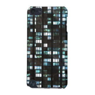 Illuminated windows pattern iPod touch 5G covers