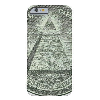 Illuminati - All seeing eye Barely There iPhone 6 Case