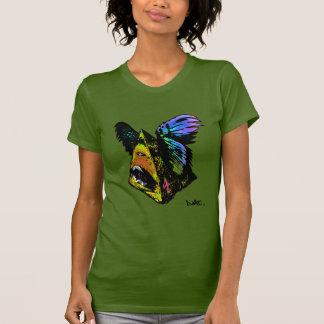 ILLUMINATI ALL SEEING EYE DMT SPIRITUAL GRAFFITI T-Shirt