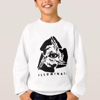 Illuminati All Seeing Eye Sweatshirt