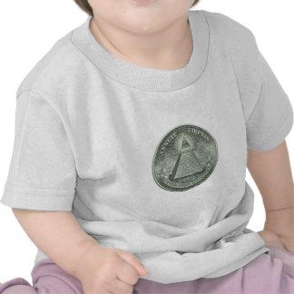 Illuminati - All seeing eye T Shirts