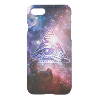 Illuminati nebula iPhone 7 case