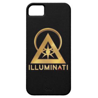 Illuminati official website logo case for the iPhone 5