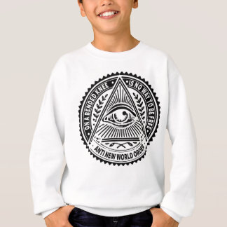 Illuminati - On A Bended Knee Is No Way To Be Free Sweatshirt