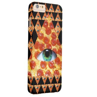 Illuminati Pizza Barely There iPhone 6 Plus Case
