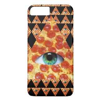 Illuminati Pizza iPhone 7 Plus Case