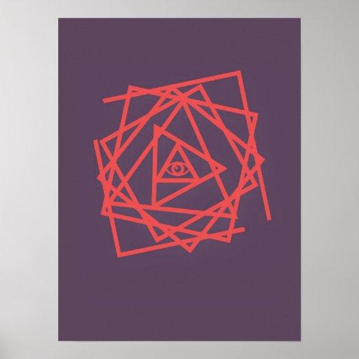 Illuminati Poster