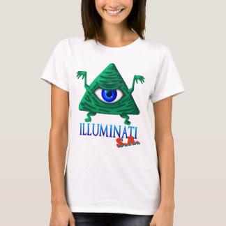 Illuminati s.a. T-Shirt
