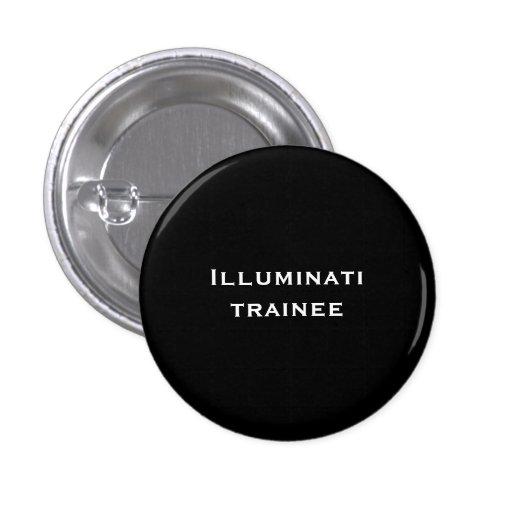 Illuminati trainee pins