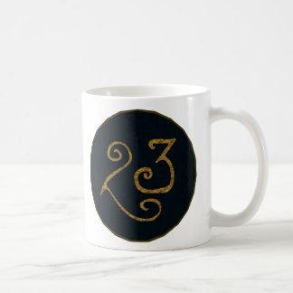 Illuminatigon 23 basic white mug