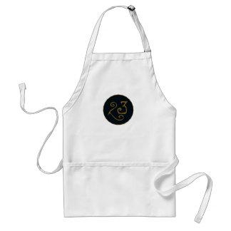 Illuminatigon 23 standard apron