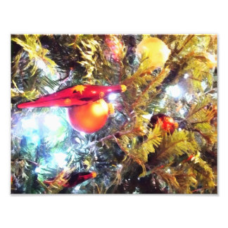 Illuminating Ornaments Photo Print