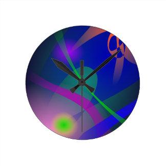 Illuminating Still Life in the Darkness Clocks