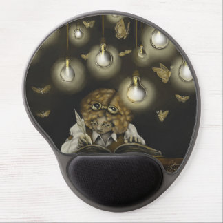 """Illumination"" gel mousepad Gel Mouse Mat"