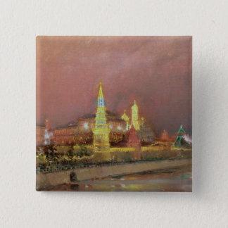 Illumination in the Kremlin, 1896 15 Cm Square Badge