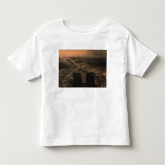 Illumination of Notre Dame Toddler T-Shirt