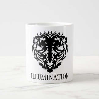 Illumination Symbol Jumbo Mug
