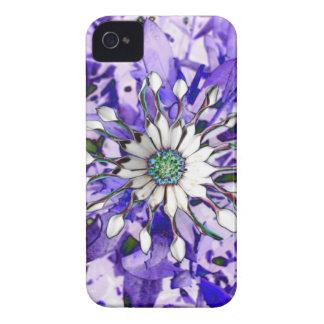 Illuminous Flower iPhone 4 Case-Mate Case