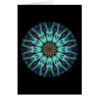 Illuminous Spirograph Card