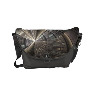 Illusion City Commuter Bags