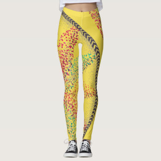 Illusion Mandala Leggings