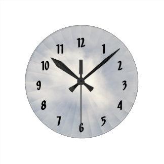 Illusion Of A Cloud Alarm Clock