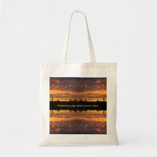 Illusion of Reflection Bag