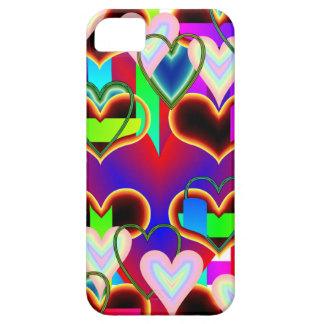 Illusion of the Hearts by Kenneth Yoncich Case For The iPhone 5